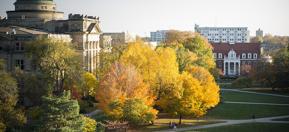 Iowa State University was ranked as the 5th most beautiful campus in the world (BuzzFeed).